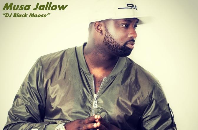 """Intervju med Musa """"DJ Black Moose"""" Jallow"""