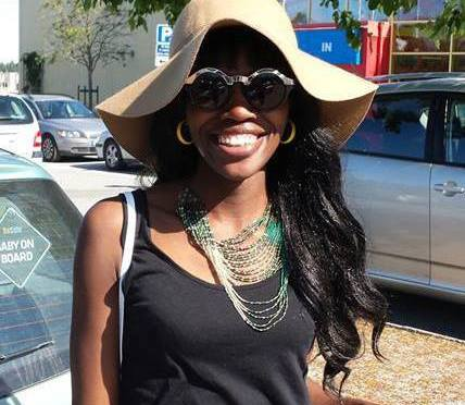 Interview with Aysha Jones, the founder of AFWS and Afropé fashion writer