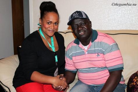 Kiqi & Jaliba, intervju