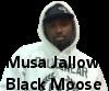 musa jallow black moose signatur