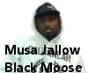 musa jallow black moose signatur