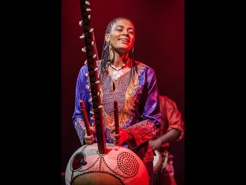 Sona Jobarteh prepares for global tour