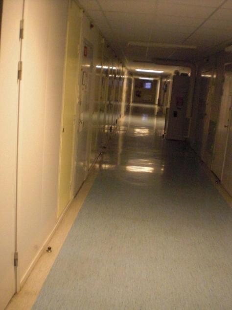 Häkteskorridor