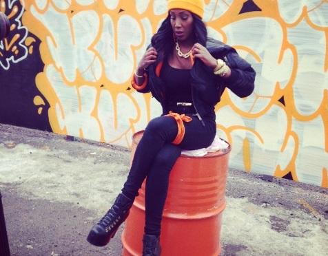 Intervju med Kumba M'bye – En hiphop-drottning med många talanger