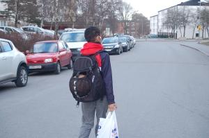 Ibrahim, 12 år