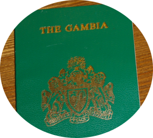 Gambian Passport