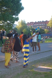 Firande av Sveriges Nationaldag 2013