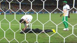 Côte d'Ivoire utslagna ur VM på stopptid - Bild: Thegambia.nu