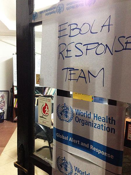 Nya larm om hur ebola kan spridas