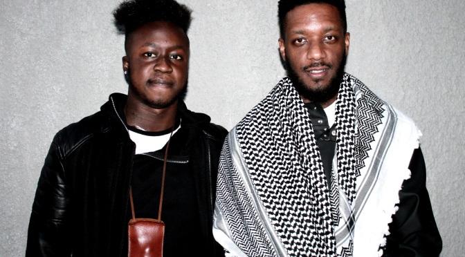 Afrosvenska artister i support för hungerstrejkande palestinier