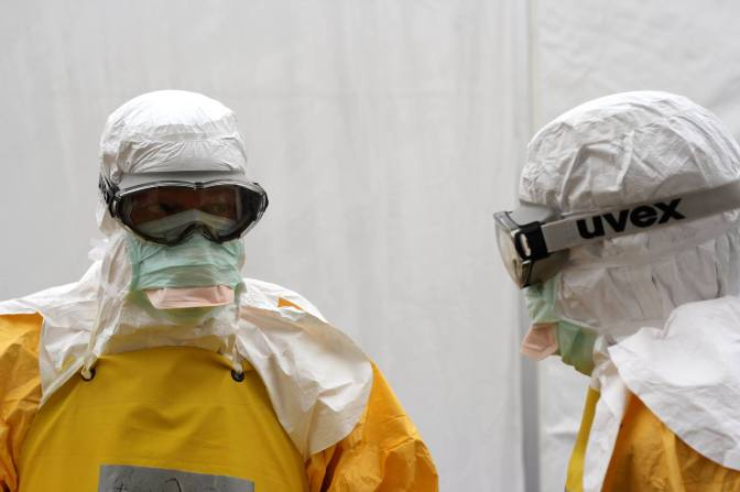 Nytt ebolavaccin ger nära hundraprocentigt skydd