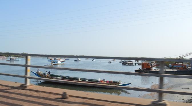 Kuppförsöket i Gambia avvärjt