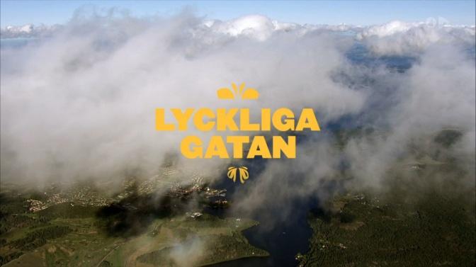 TV4:s nya musiksatsning – Lyckliga Gatan
