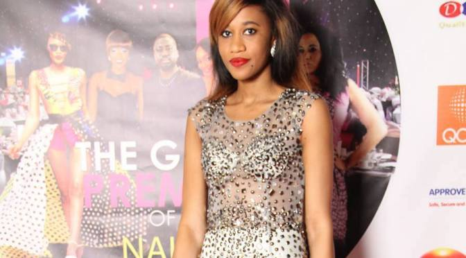 Regina Manneh named 'Best Gambian Model 2014'