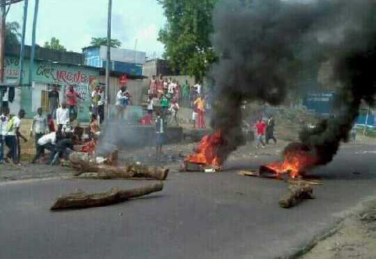 UPPDATERING! Fortsatt oroligt i Kongo-Kinshasa – all mobiltrafik avstängd