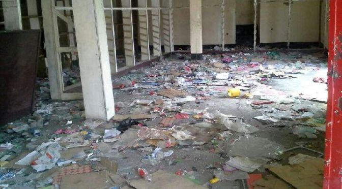Läget i Kongo-Kinshasa lugnat (VARNING för starka bilder och filmklipp)