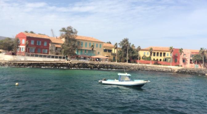 Gorée, ön som bär på den negligerade historian