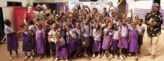 Mode & välgörenhet – del 2: Project Nima