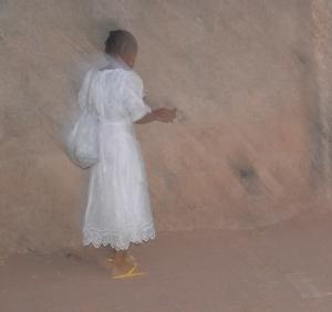 Arkivbild: Fatou Touray, Afropé
