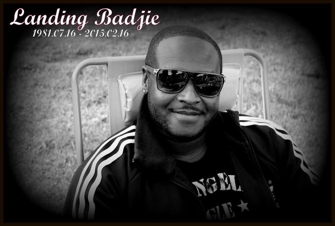 Till minne av Landing Badjie