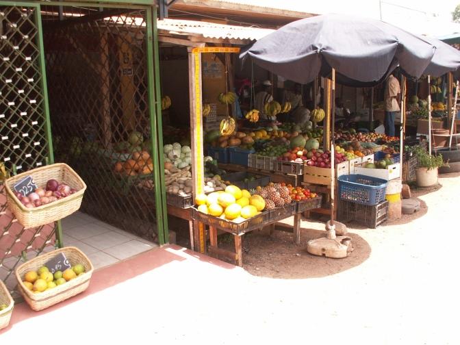 Farm Fresh – lokalt producerade råvaror för hemleverans i Gambia