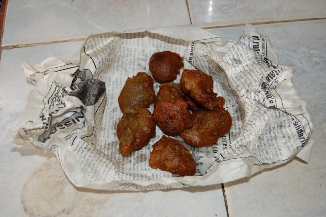 Pankett – Gambiska pannkakor