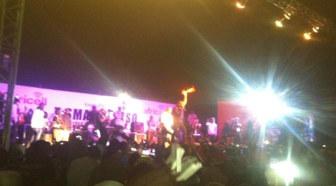 Aminatahs Musikresa – del 17: När allt inte blir som man tänkt sig