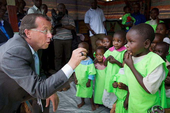 Barnvåldtäkterna i DR Kongo ökar
