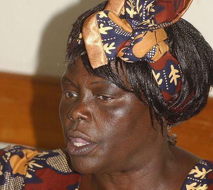 Kvinnliga afrikanska ikoner att minnas