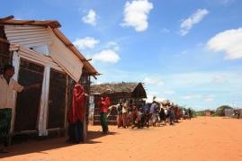 Flyktinglägret Dadaab - Foto: EC/ECHO/Daniel Dickinson (commonslicens)