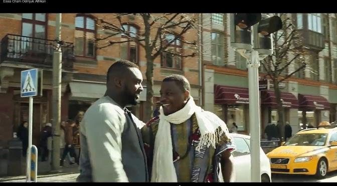 """Premiär: Essa Chams """"Ödmjuk Afrikan"""""""