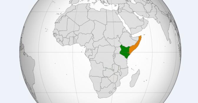 Minst 14 döda i skottlossning vid universitet i Kenya