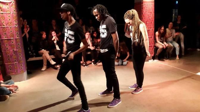 Göteborg bjöd på Afro Jam – Waaw Waaw