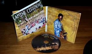 Insidan av nya albumet - Foto: Afropé