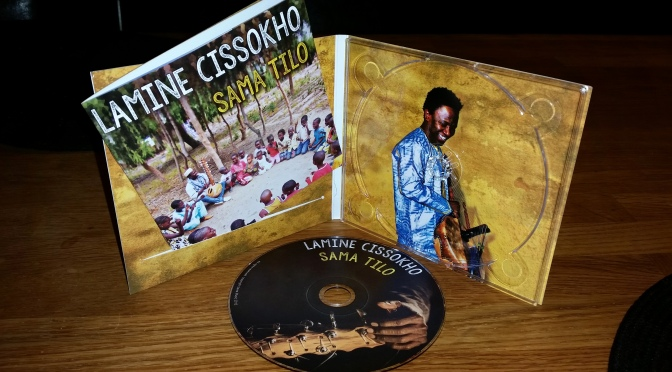 """Albumsläpp – """"Sama Tilo"""" av Lamine Cissokho"""