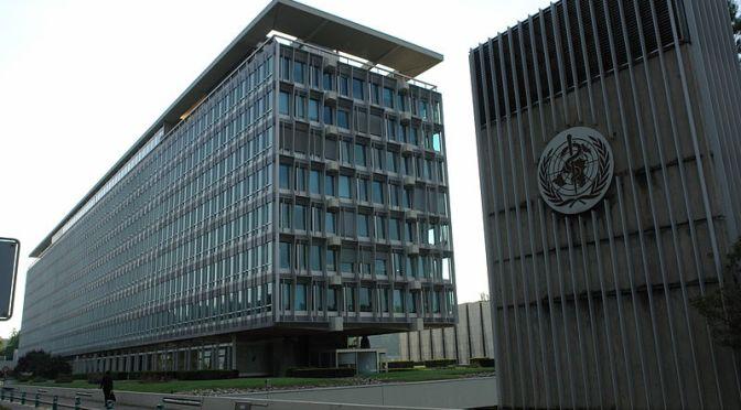 Ebolautbrott får WHO att inrätta nödfond om 100 miljoner dollar