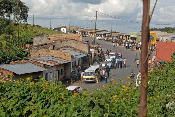Protester och demonstrationer i Burundi inför valet