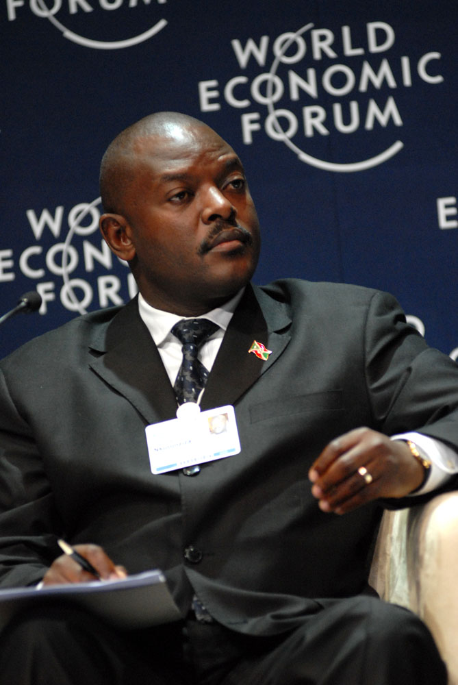 Statskuppsförsöket i Burundi uppges ha misslyckats