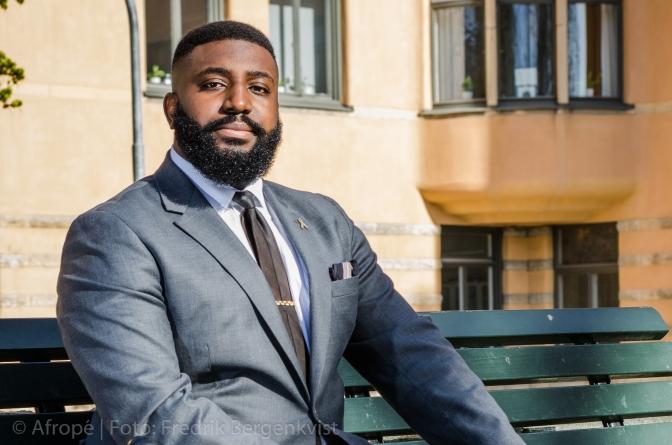 Intervju: Centrum mot rasisms ordförande Godwyll Osei-Amoako