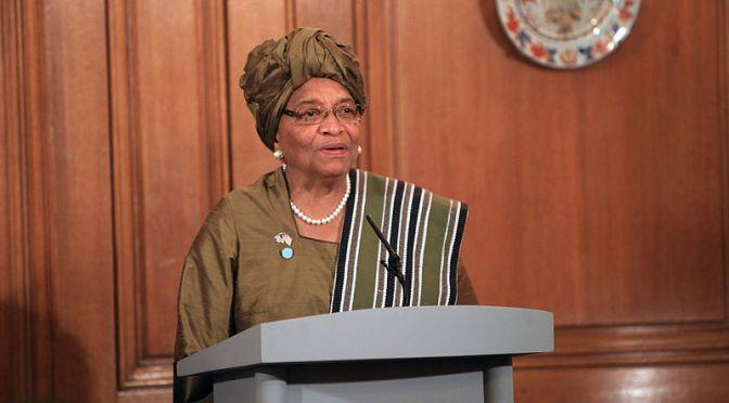 Liberia är ebolafritt – president Ellen Johnson Sirleaf talar till världen