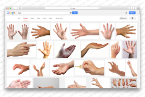 Rasistiska sökresultat hos Google - Bild: Johanna Burai/WorldWhiteWeb