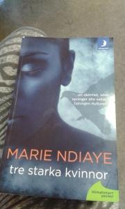 Tre starka kvinnor av Marie Ndiaye
