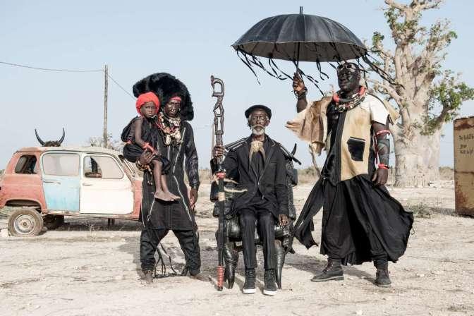 Afrikansk kulturutställning på Danmarks Museum of Modern Art