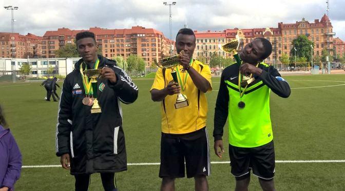GLIOS Cup 2015 – Ghana är årets vinnare