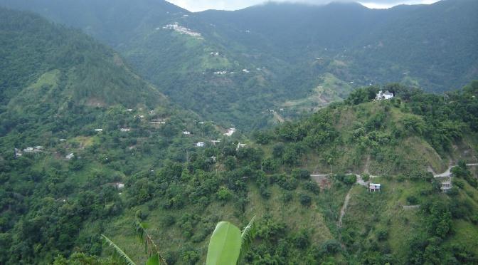 Berg med historia – nu ett världsarv