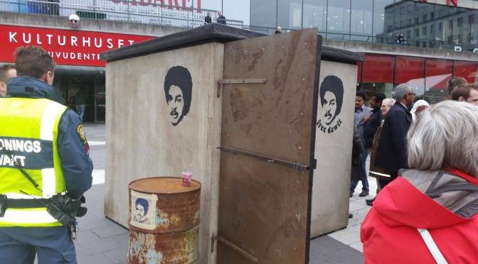 Svenska mediechefer i upprop för Dawit Isaak