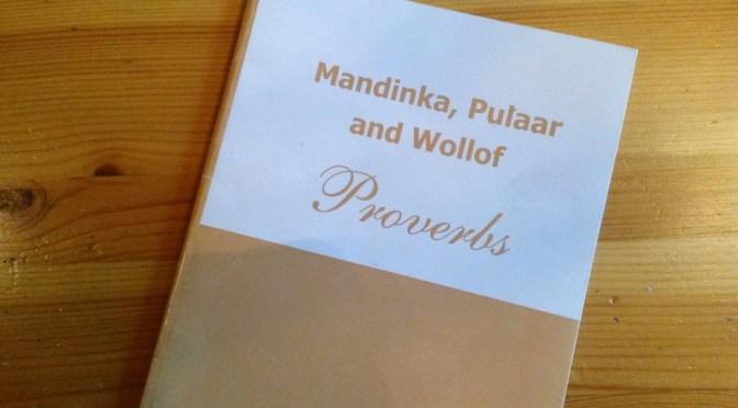 TÄVLING: Vinn en västafrikansk ordspråkssamling