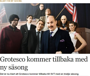 Bild: Skärmdump från SVTs hemsida