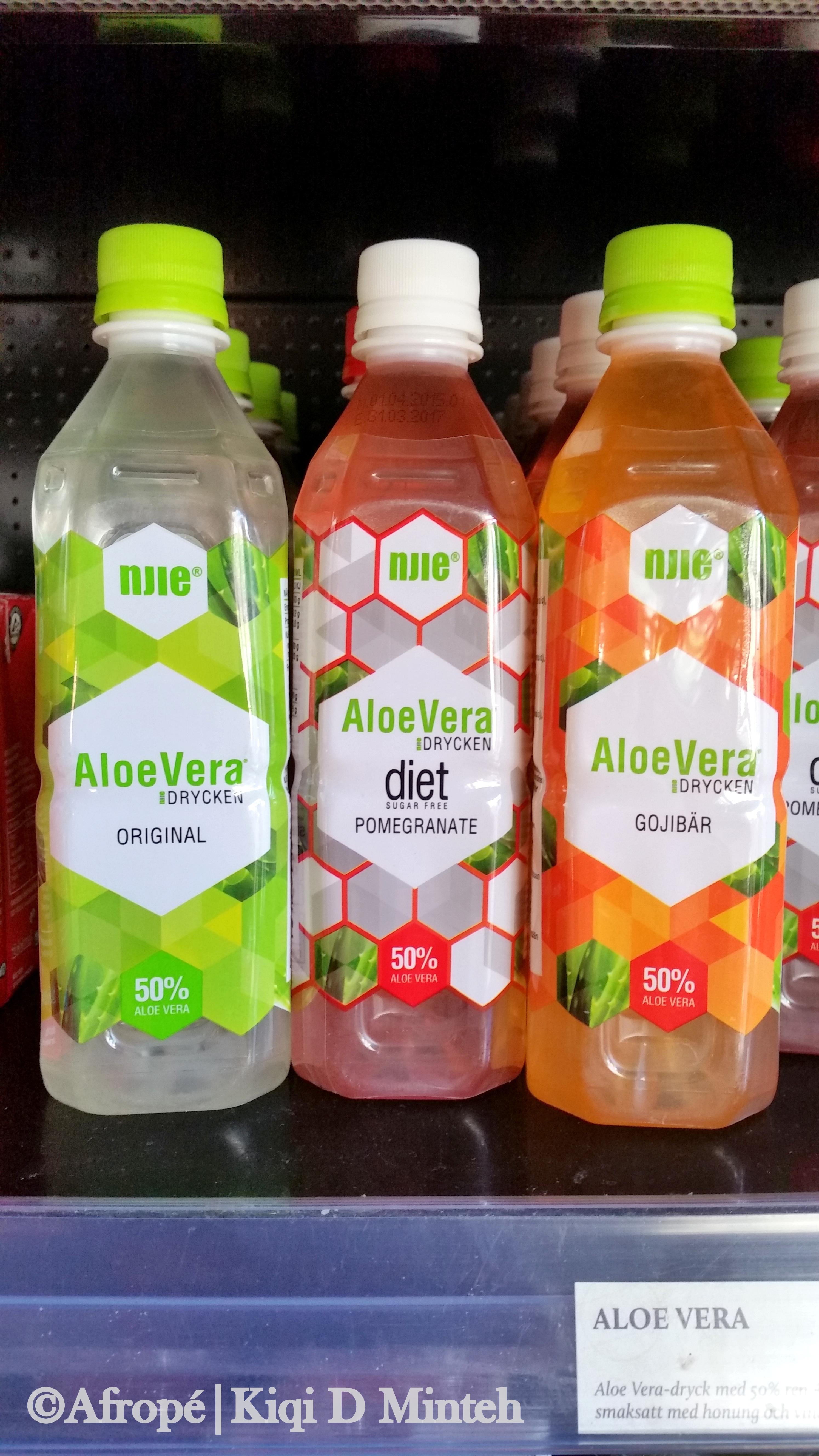 vad är aloe vera dryck bra för