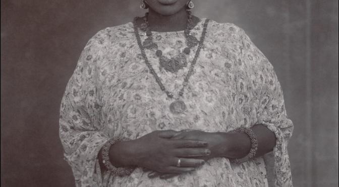 Porträtt genom den västafrikanska linsen